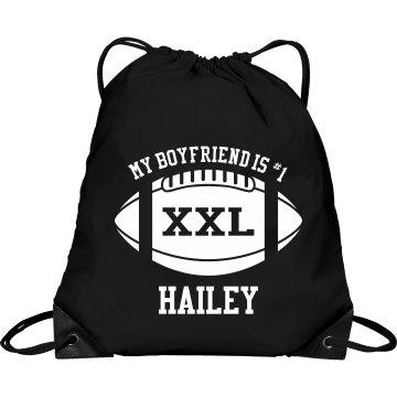 Hailey's boyfriend