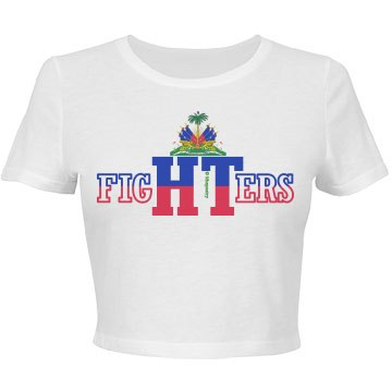 Haiti Makes Fighters by itbepoetry