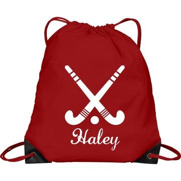 Haley. Field Hockey