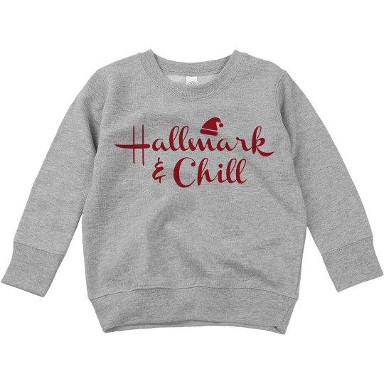 Hallmark Movies Christmas Sweater