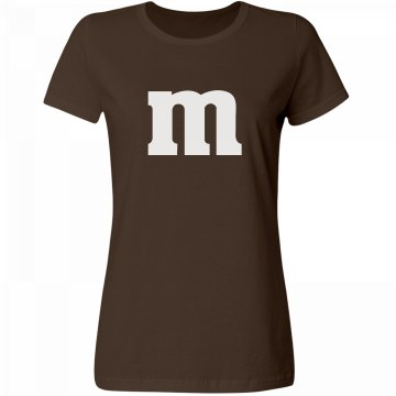 Halloween Brown Candy Shirt Costume