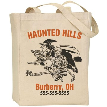 Halloween Business Bag