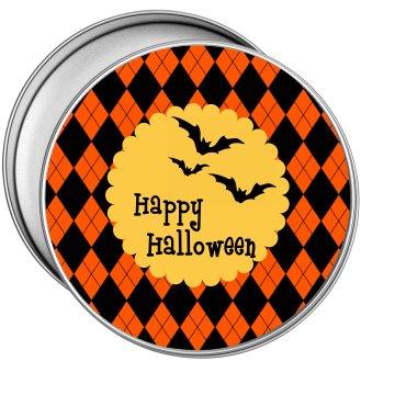 Halloween Favor Tins