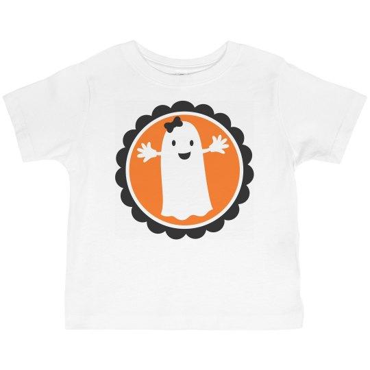 Halloween Ghost Girl