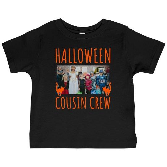 Halloween Sleepover Shirts Custom Photo