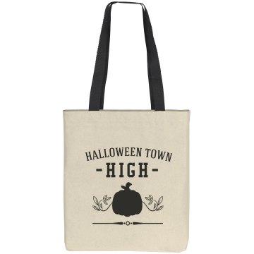 Halloween Town High School Black