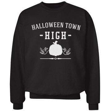 Halloween Town High Sweater