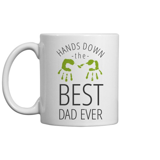 Hands Down Best Dad Gift
