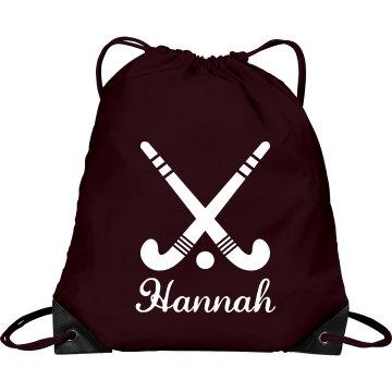 Hannah. Field Hockey