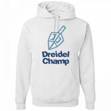 Hanukkah Dreidel Champ