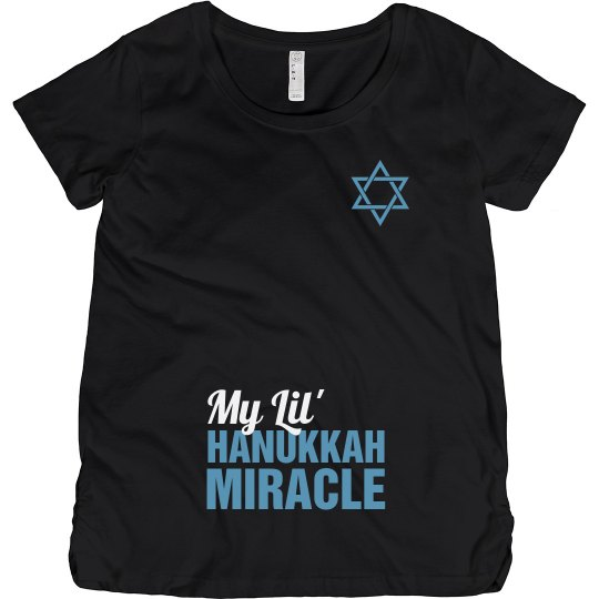 Hanukkah Miracle Inside