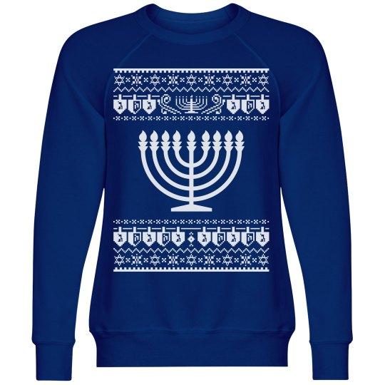 Hanukkah Ugly Sweater