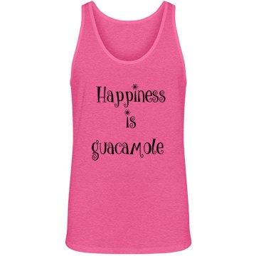 Happiness is guacamole