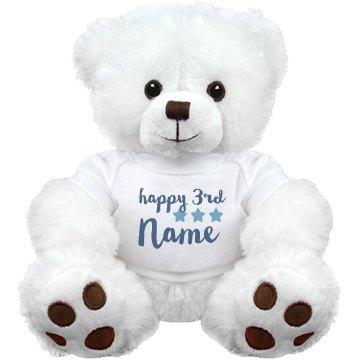 Happy 3rd Bear