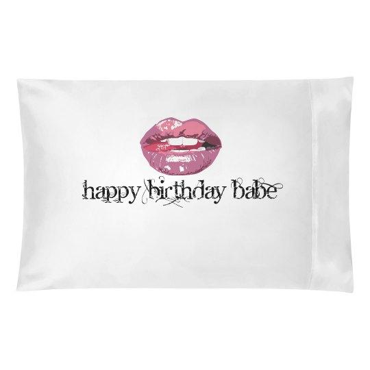 Happy Birthday Babe2014