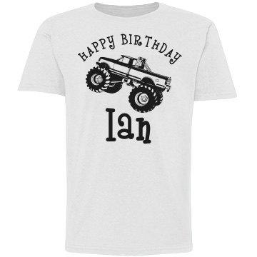 Happy Birthday Ian!