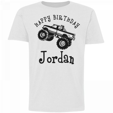 Happy Birthday Jordan!
