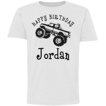 Happy Birthday Jordan!