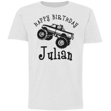 Happy Birthday Julian!