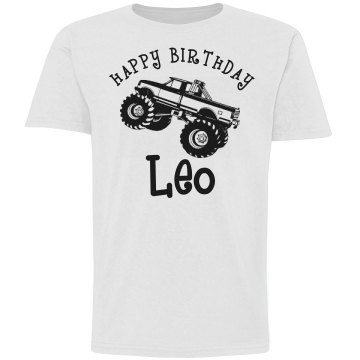 Happy Birthday Leo!