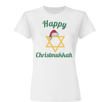 Happy Christmukkah