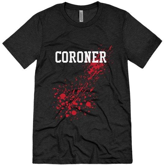 Happy Coroner Men's T-Shirt