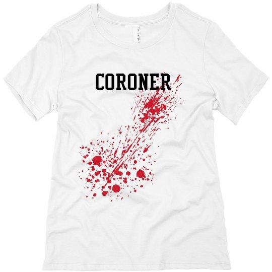 Happy Coroner Women's T-Shirt