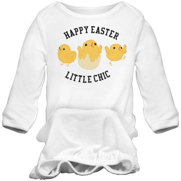 Happy Easter Little Chic
