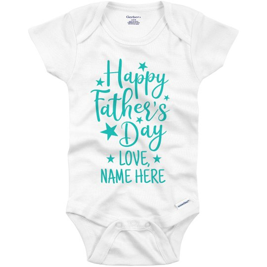 Happy Father's Day Personalized