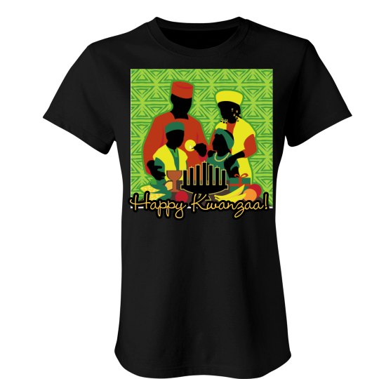 Happy Kwanzaa Design