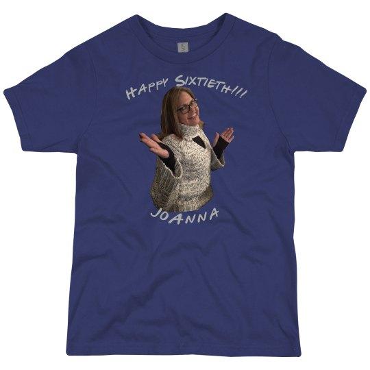 Happy Sixtieth - Youth Boys Shirt