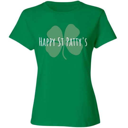 Happy St Patty's Relaxed Fit