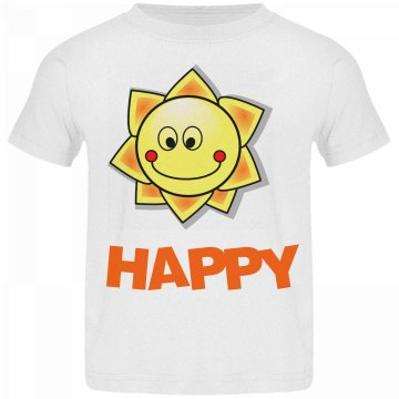 Happy Sun Kids Tee