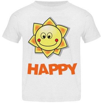 Happy Sun Kids Tee