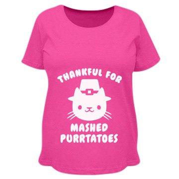 Happy Thanksgiving Maternity