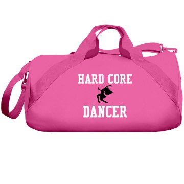 Hard core dancer