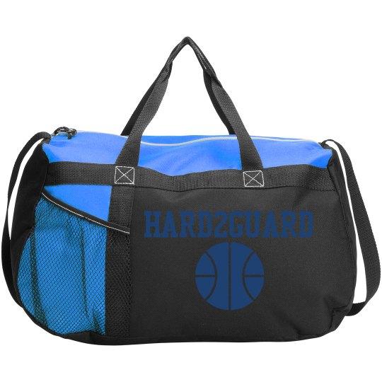 Hard2Guard duffell bag