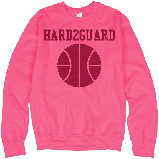 Hard2Guard sweatshirt