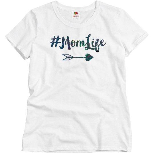 Hashtag Mom Life Shirt