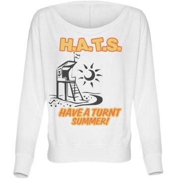 H.A.T.S. Tee