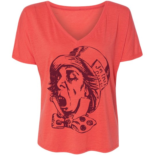 Hatter Graphic Top