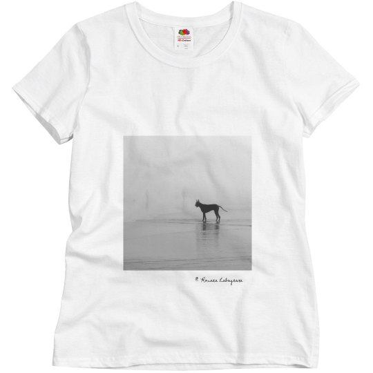 Have you seen my human?  (t-shirt)