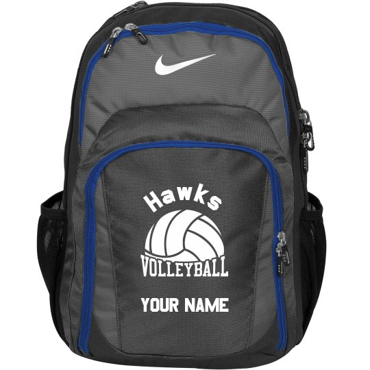 Hawks Volleyball Backpack
