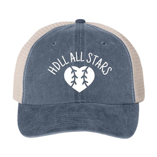 HDLL ALL STAR