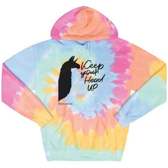 Head up Llamacorn Sweatshirt