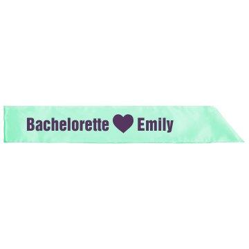 Heart Bachelorette