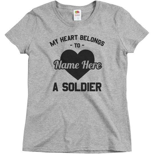 Heart Belongs to Military