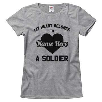 Heart Belongs to Military