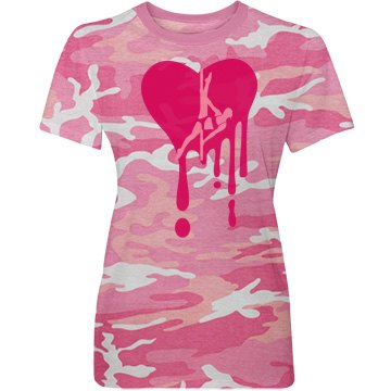 Heart bleeds Pole camo