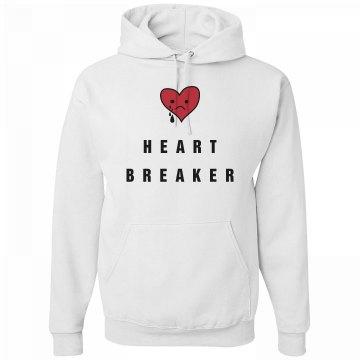 Heart Breaker Hoodie